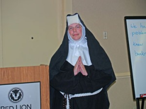 Sherri George as Sister Victoria