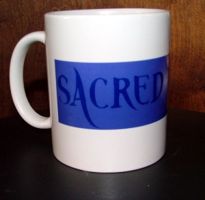 Sacred Knight cup© 2010 Dawn Blair