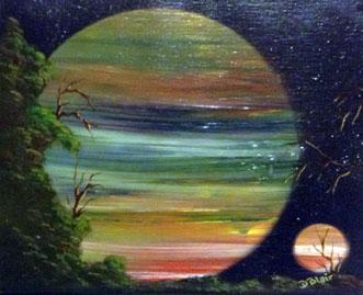 Planetscape #1
