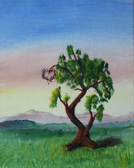 #4114002 10″x 8″ acrylic on canvas Dawn Blair ©2014