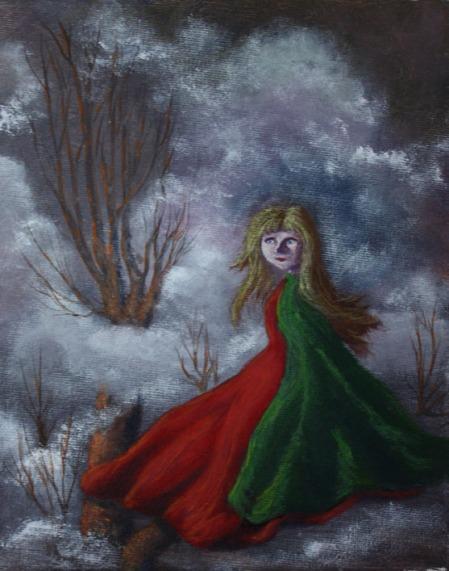 #4114003 10″x 8″ acrylic on canvas Dawn Blair ©2014