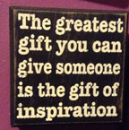 greatest gift