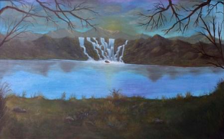 Unbroken - Original painting (pre-2015)