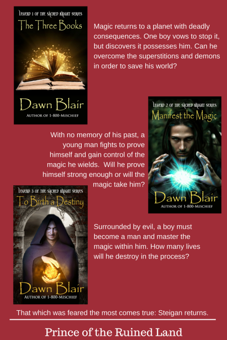 Magic returns to a planet with deadly consequences. One boy vows to stop it, but discovers it possesses him. Can he overcome the superstitions and demons in order to save his world-