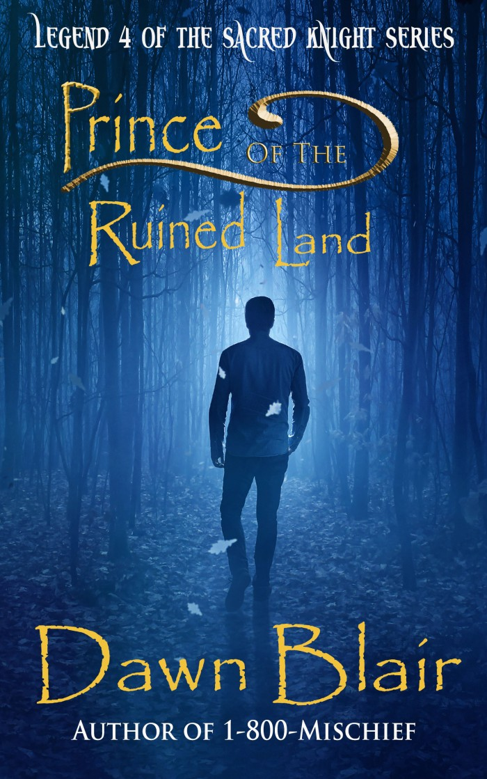 Prince of the Ruined Land cover
