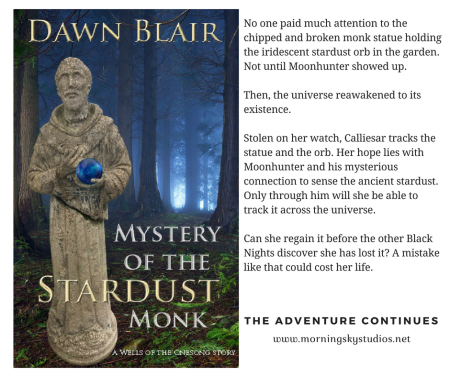 Stardust Monk ad